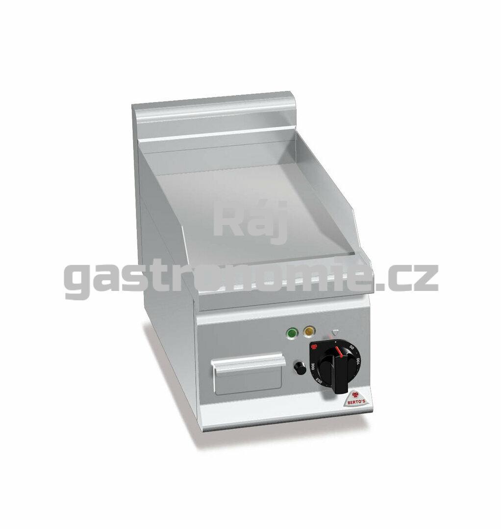Grilovací plotna Bertos E6FL3BP/CR