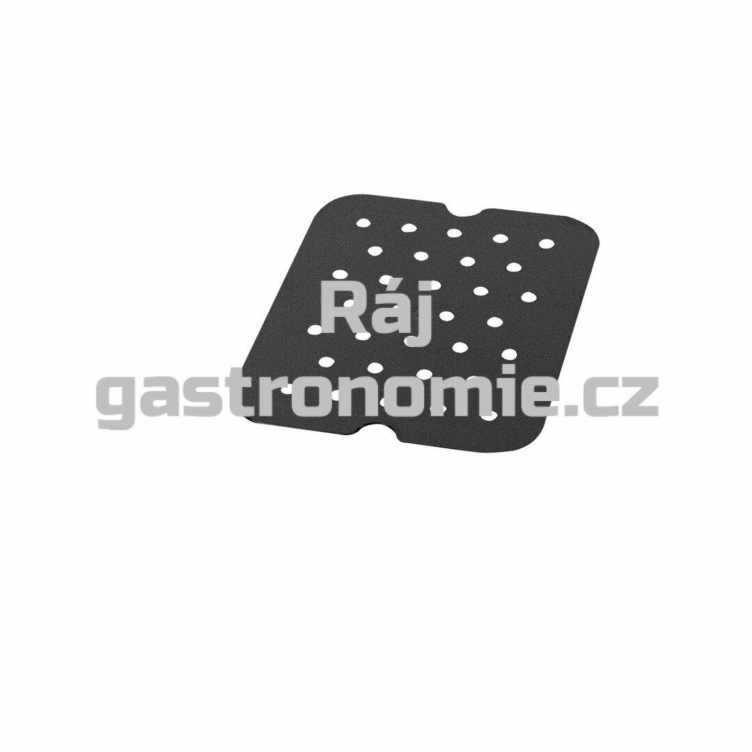 Vložka GN 1/2 polykarbonátová - černá