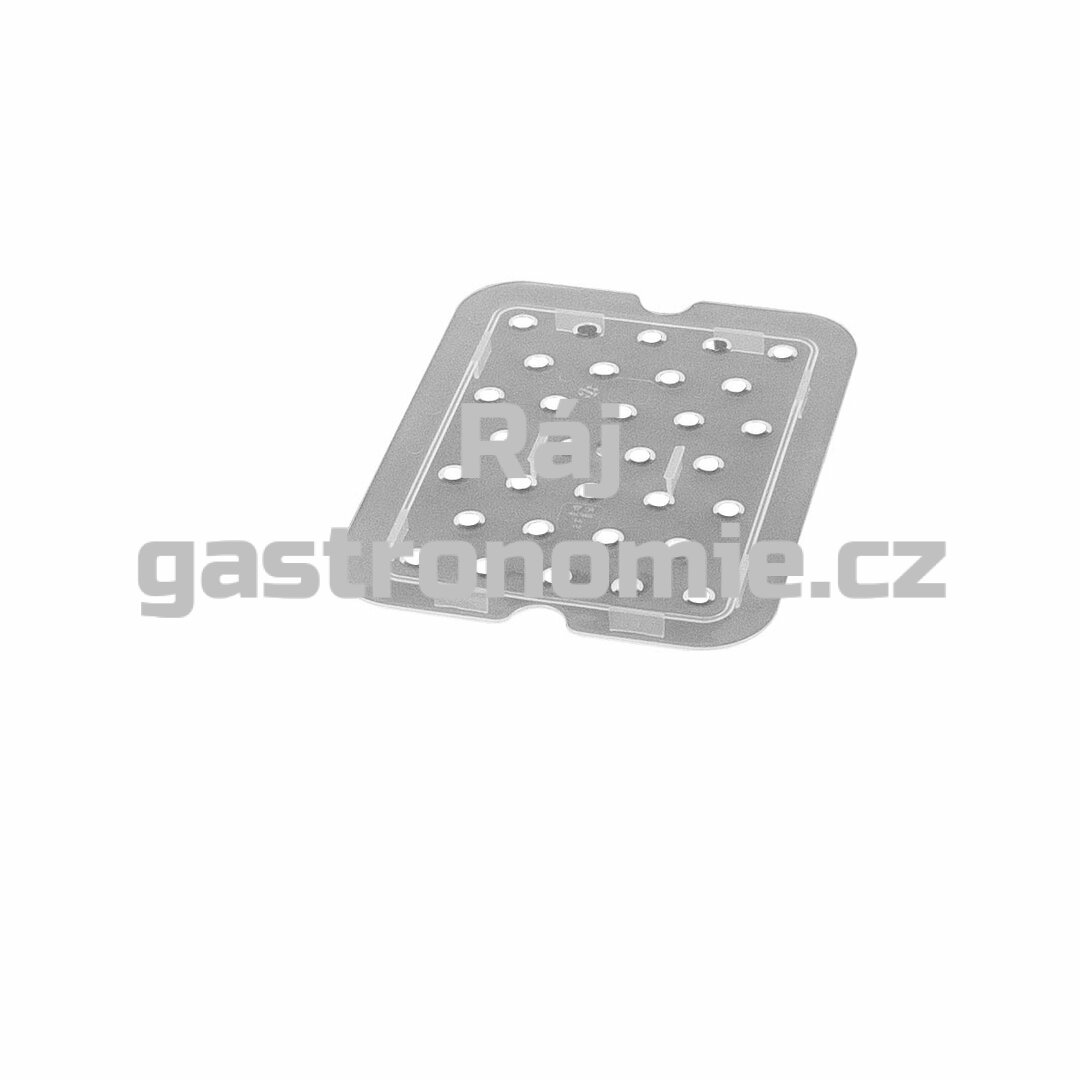 Vložka GN 1/2 polykarbonátová - čirá