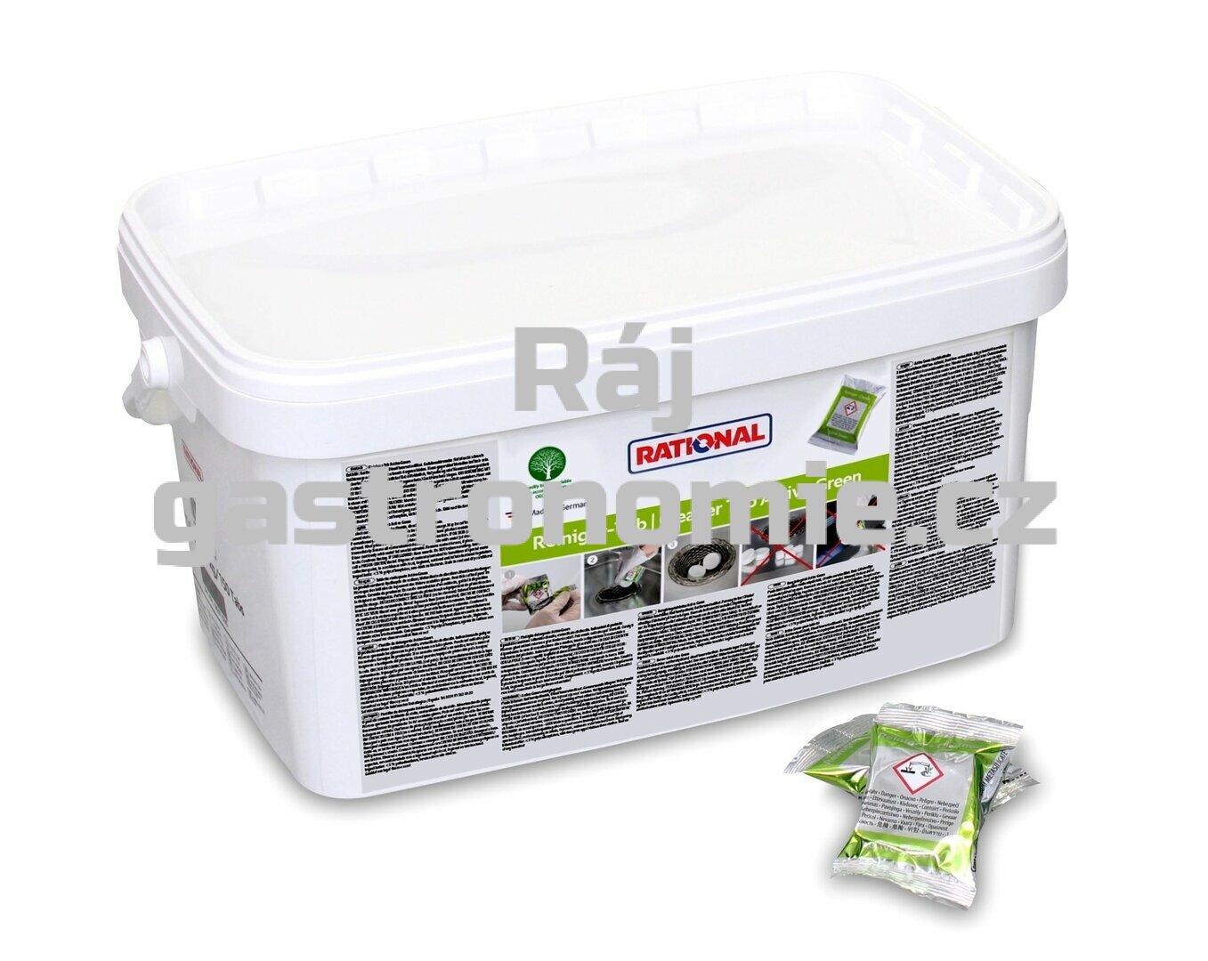 Tablety mycí Active Green RATIONAL 150ks