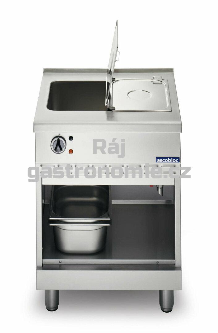 El. vodní lázeň / vařič Ascobloc SEW 400 (4,6 kW)