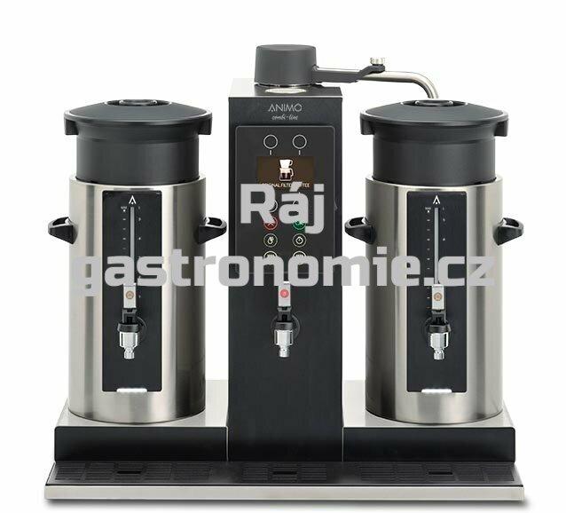 Výrobník filtrované kávy (čaje) CB 2 x 5W