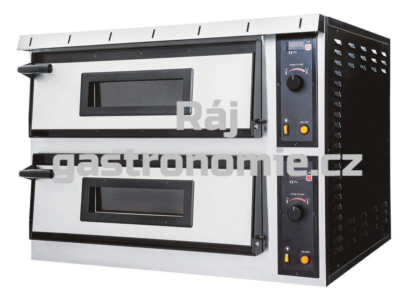 Pizza pec PLUS XL 44 DIGI/TR