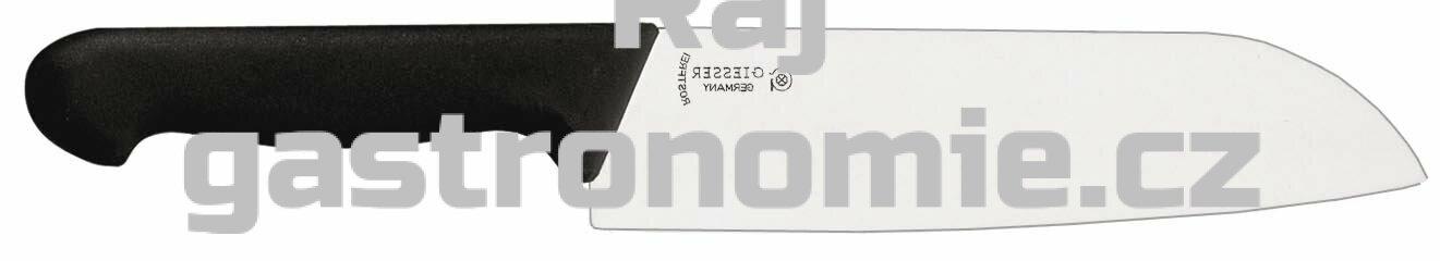 Nůž japonský G 8269 p - 18 černý