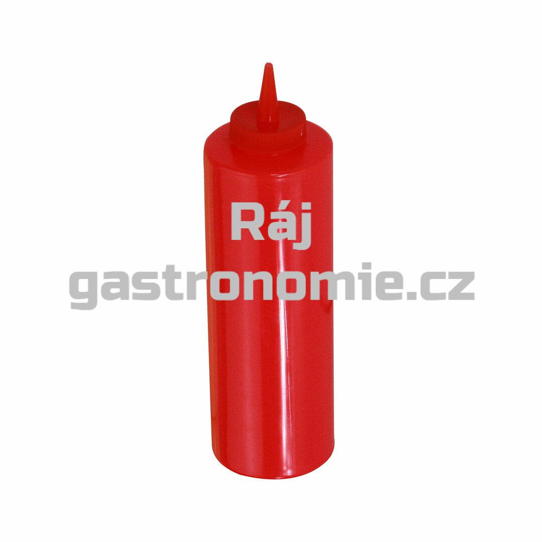 Láhev červená - 700 ml