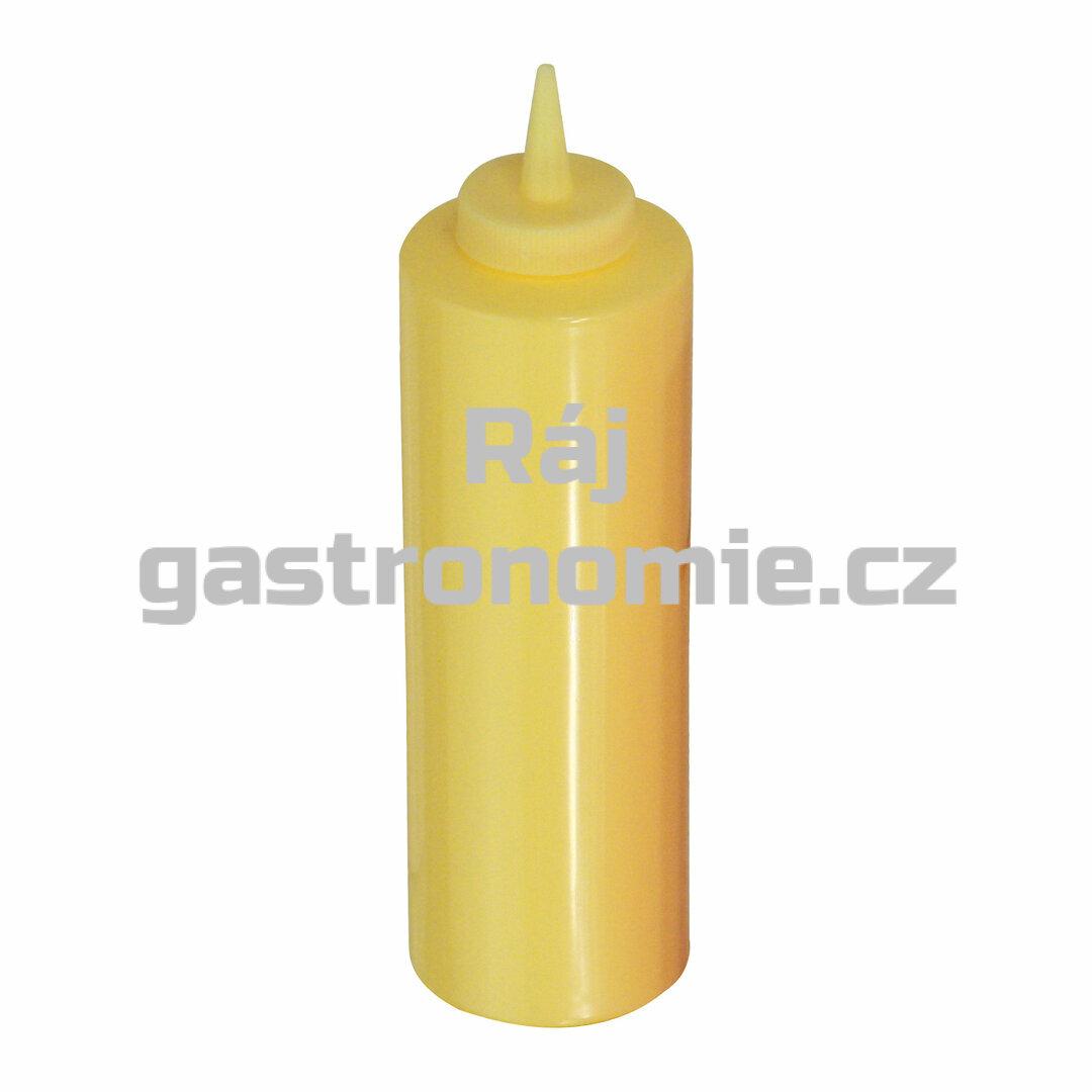 Láhev žlutá - 700 ml