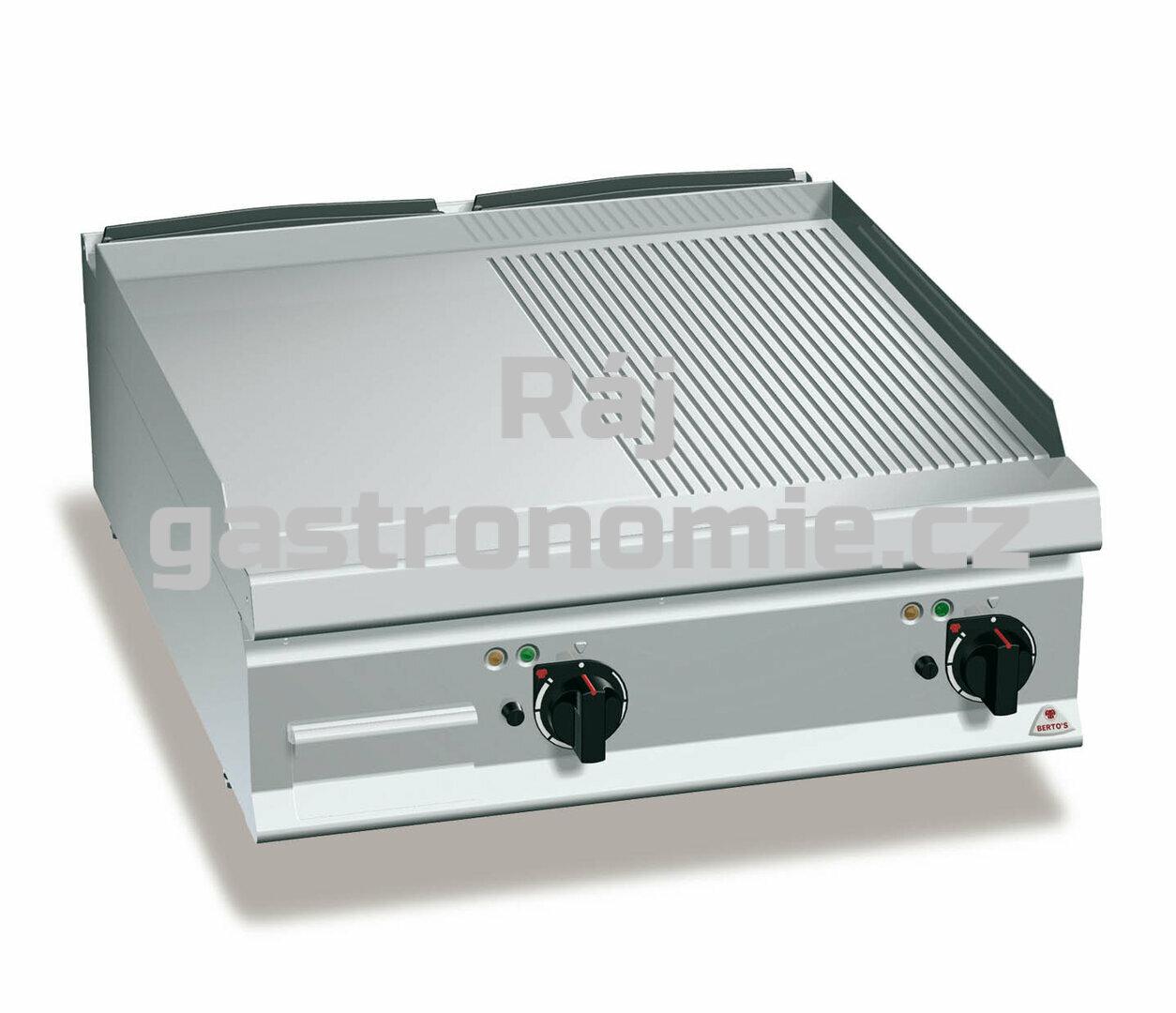 Grilovací plotna Bertos LXE9FM8P-2/CPD
