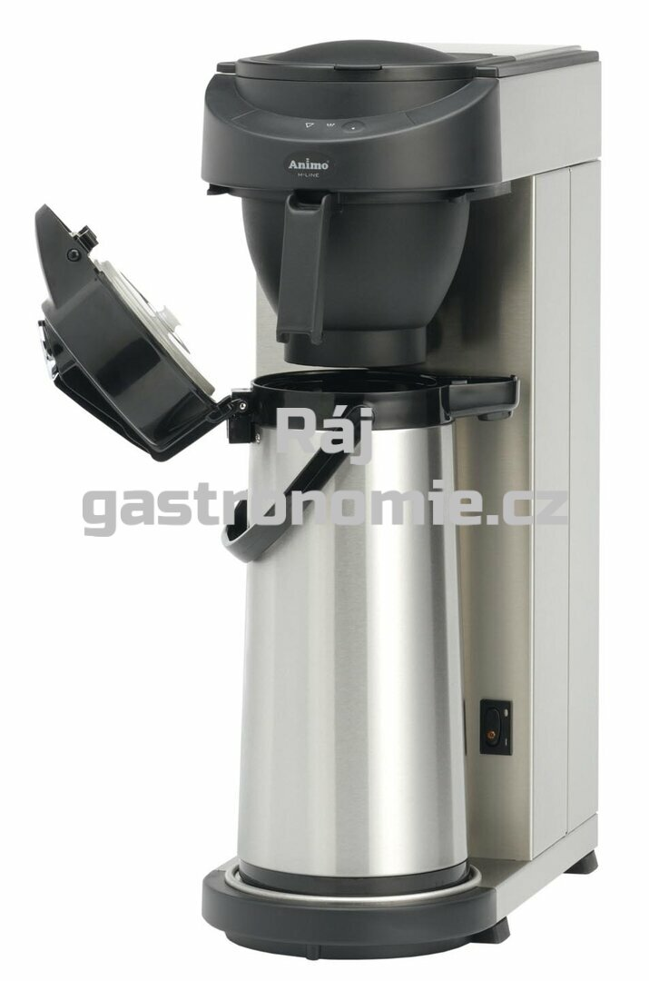 Výrobník filtrované kávy Animo MT-100