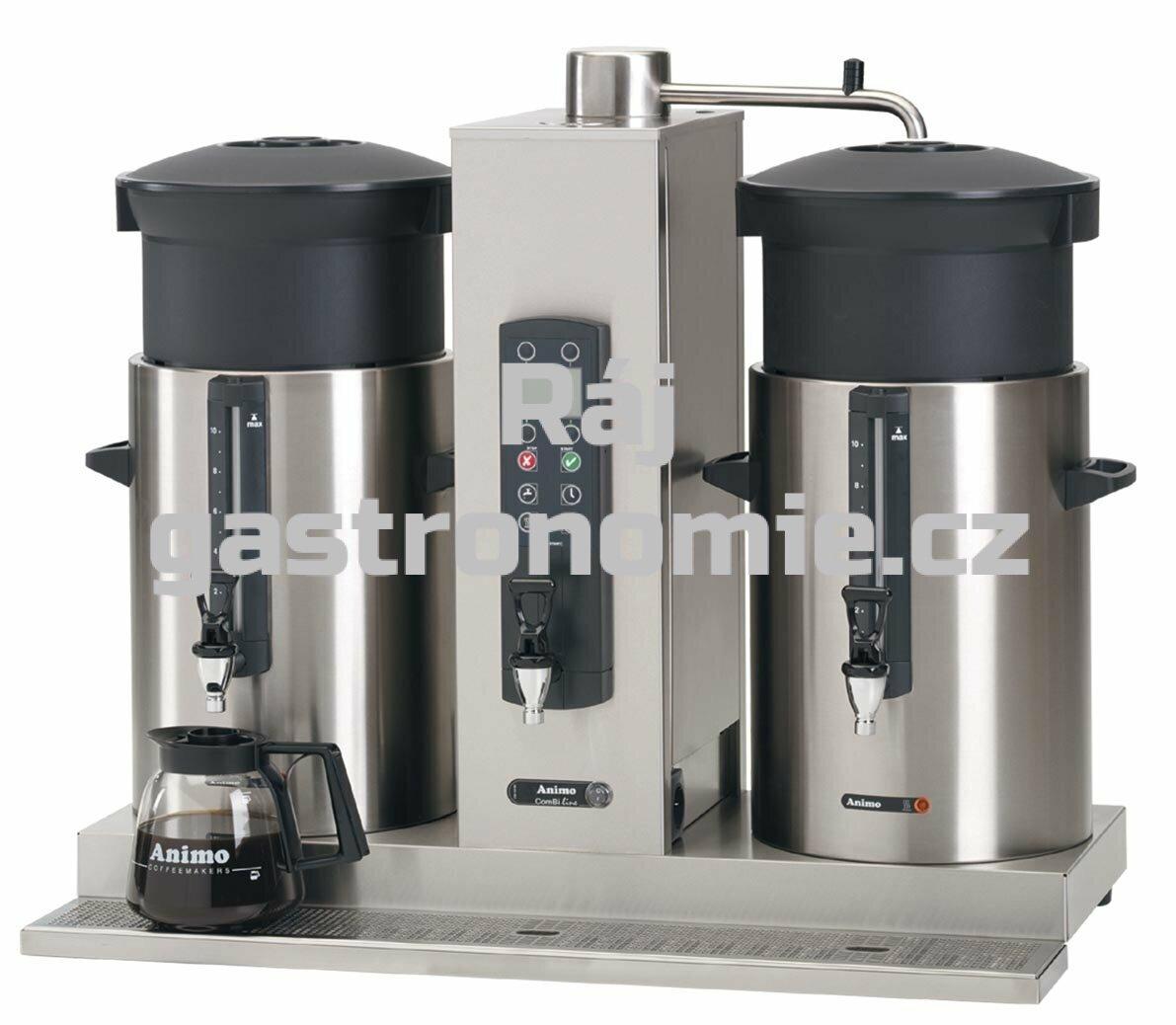 Výrobník filtrované kávy (čaje) CB 2 x 10W
