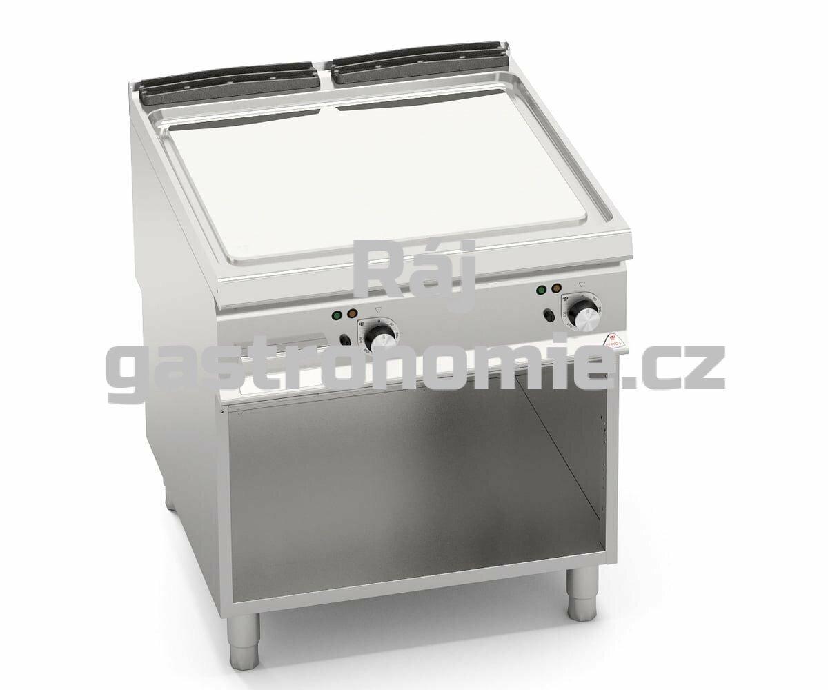 Grilovací hladká plotna Bertos SE9FL8MP-2/CPD