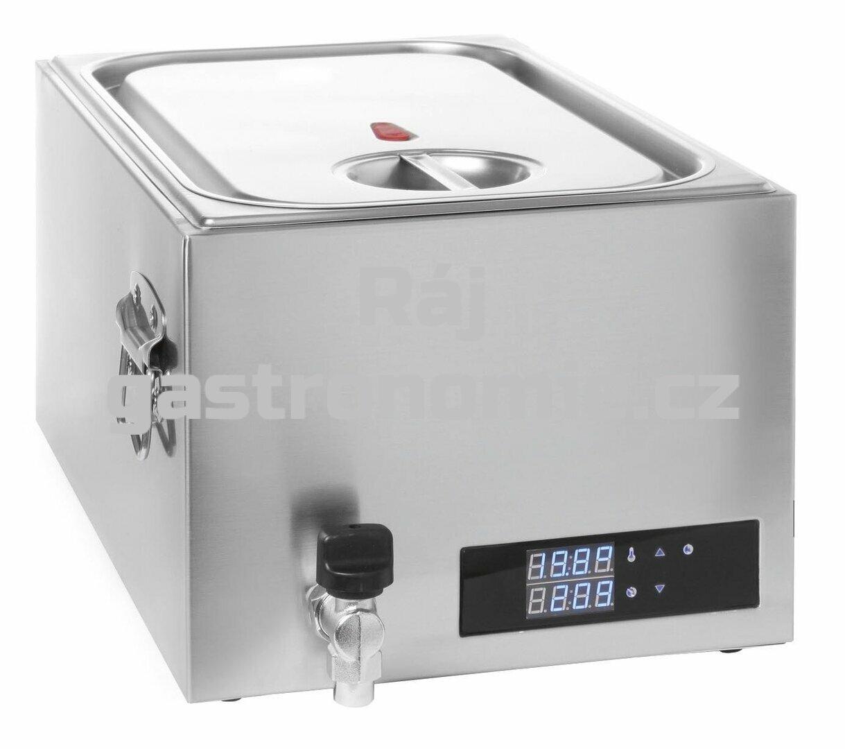 Vařič Sous-Vide systém 20 litrů - GN 1/1