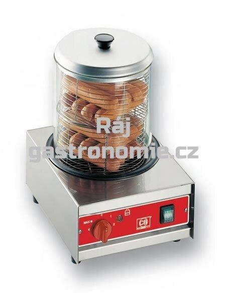 Hot Dog CB SW1-parní ohřev