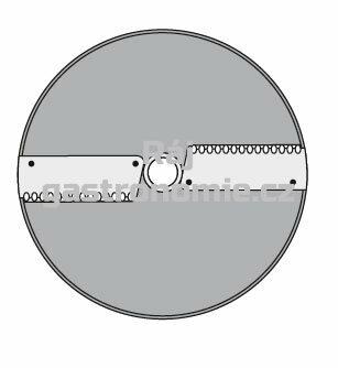 Kotouč H - 2,5 Φ 205 mm, řez 2,5 mm
