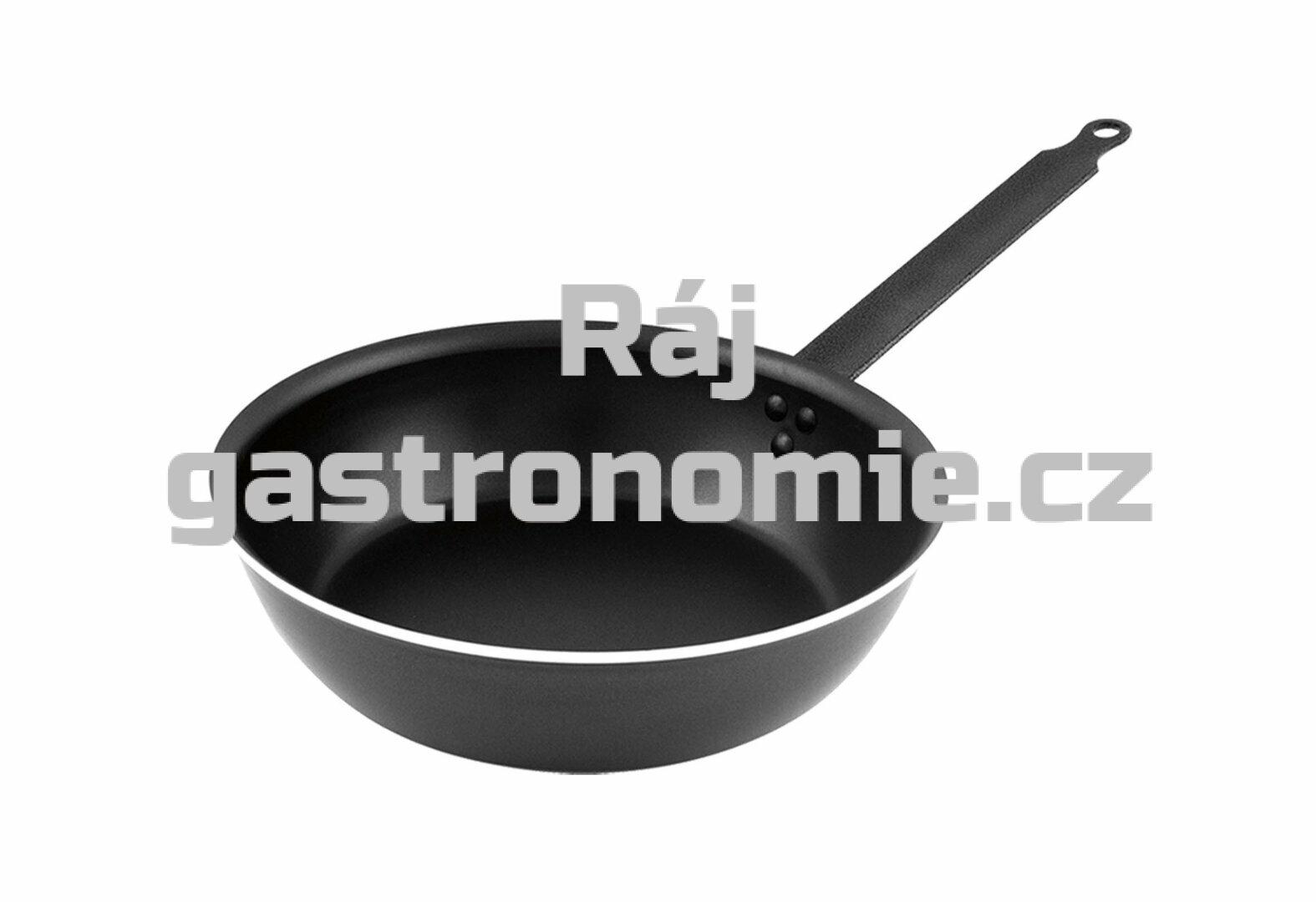 Pánev Al/Teflon na soté (Ø320 mm, hmotnost 2kg)
