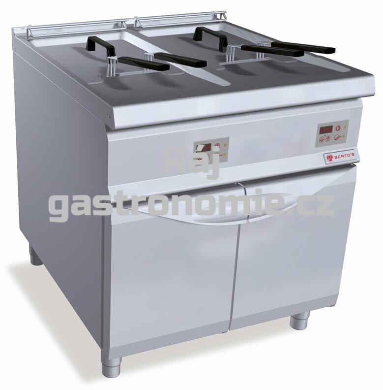 Elektrická fritéza Bertos SE9F22-8MEL