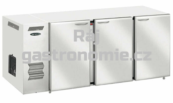 Unifrigor BSX - 214/3DX (3x dveře, š=554 mm)