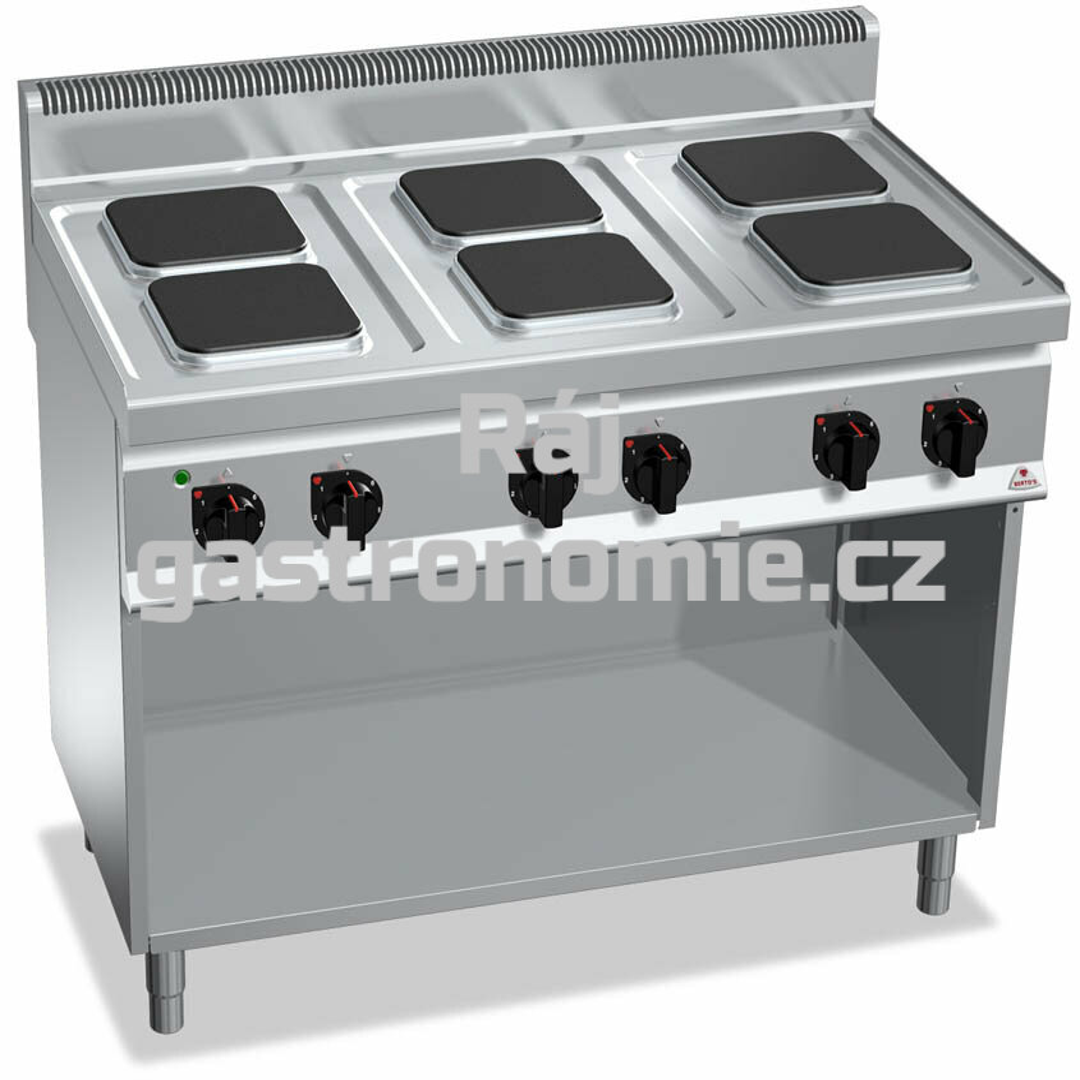 Elektrický sporák Bertos E7PQ6M