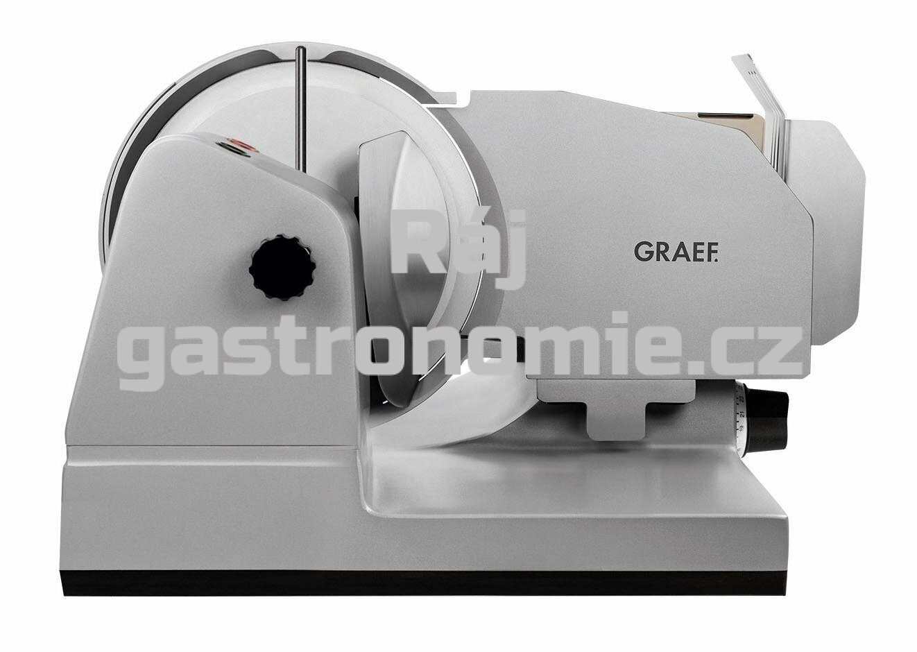 Nářezový stroj Graef Master 3020 VS