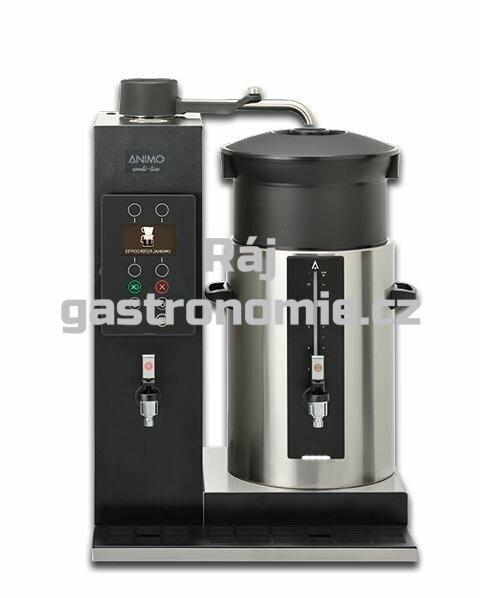 Výrobník filtrované kávy (čaje) CB 10W R (termos vpravo)