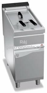 Elektrická fritéza Bertos E9F18-4MEL