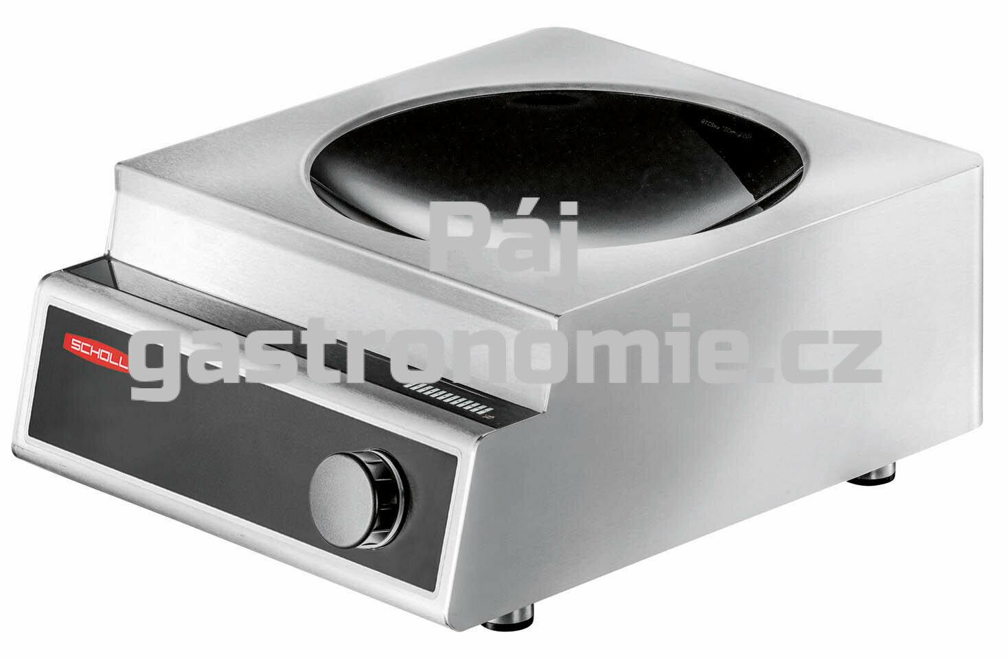 Indukční vařič FLEX Wok 8