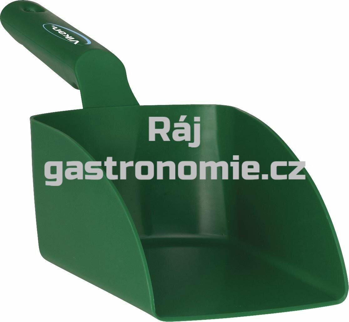 Lopatka ruční střední 1 litr - zelená