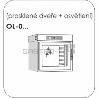 Prosklené dveře OL 101
