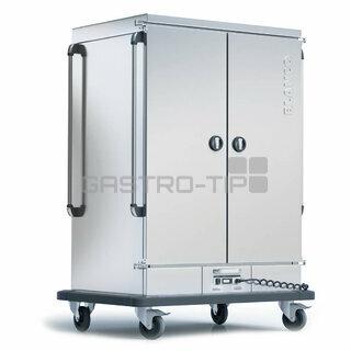 Vyhřívané a izolované vozíky B.PRO BW36