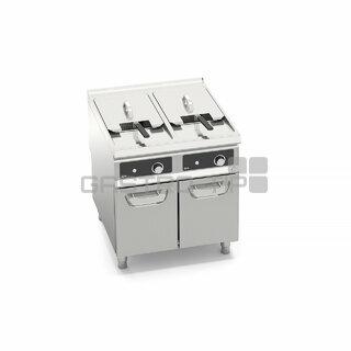 Elektrická fritéza Bertos SE9F22-8MSEL_FLEX