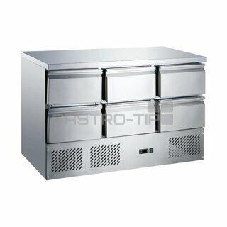Chladící stůl MS-1371-D6