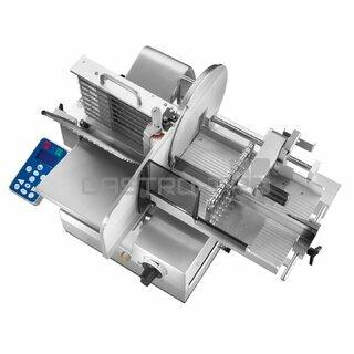 Nářezový stroj Graef VA 802 (230 V) CERA3