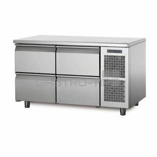 Chladící stůl TP13/4M s deskou bez zadního lemu