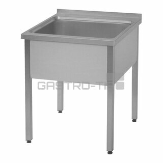 Dřez - 60x60, nádoba 50x40x25 cm