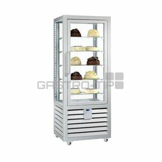 Chladící cukrářská vitrína NEO NPS450V 427 L