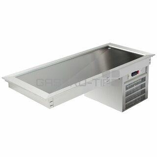 Vestavná mělká chladící deska ASBER DRTP-411 HC