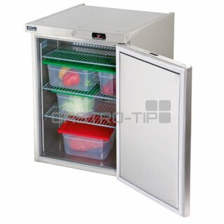 Chladící skříň SAVE 161SS (nerez/nerez)
