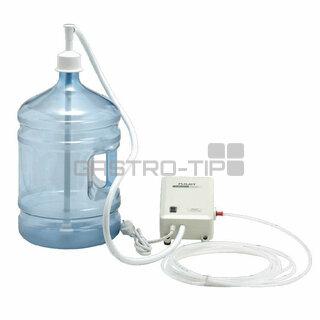 Čerpadlo vody + zásobník 18l