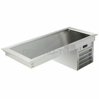 Vestavná mělká chladící deska ASBER DRTP-511 HC