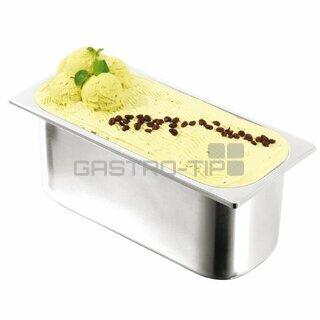 Zmrzlinová GN nerezová (360x165) h=120 mm