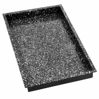 Plech (600x400, h=20 mm) smalt