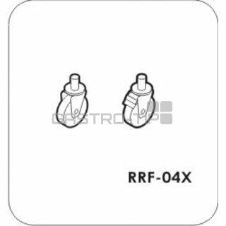 Sada koleček ARRF-04X(2+2)