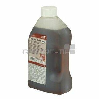 SUMA D9 2 kg - prostředek pro čištění grilu