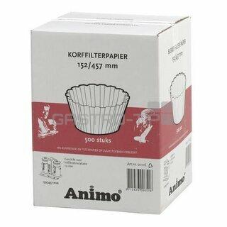Papírový jednorázový filtr Animo (152/457)