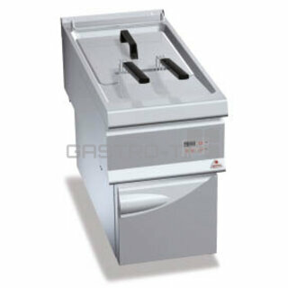 Elektrická fritéza Bertos LXE9F22-4SEL