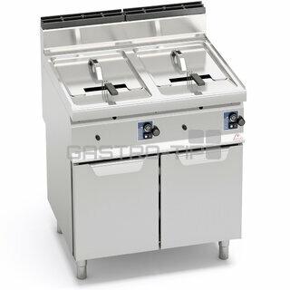 Plynová fritéza Bertos GL10+10