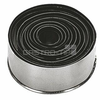 Vykrajovátka - hladká (20-110 mm)