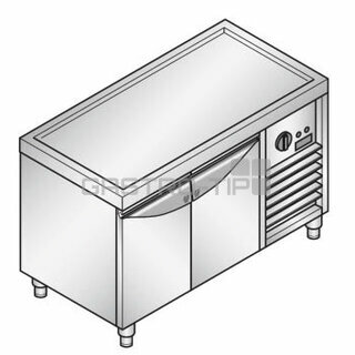 Chladící podestavba 7SFP120