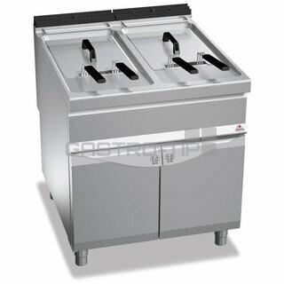 Elektrická fritéza Bertos E9F22-8MSEL