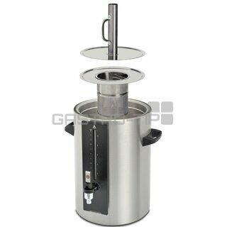 Plnící trubice (pro filtr čaje 40 l)