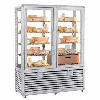 Chladící vitrína na sýry CFR 900 RCL/CL 848 L